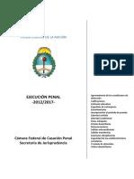 Boletin Ejecución Penal 2012-2017