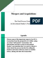 M&a Deal Process