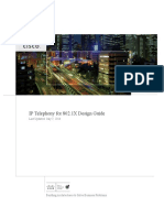 Cisco IP Telephony for 802.1X Design Guide.pdf