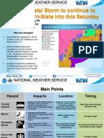 Coastal Storm Brief 5