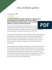 Webgrafía Introducción Al Diseño Gráfico