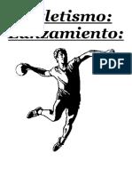 Atletismo - Lanzamiento.docx