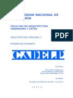 Fichado Revista CADELP