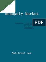 Monopoly Market Final