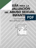 Cantón, D.J., & Cortés, M.R. (2000). Guía para la evaluación del abuso sexual infantil. Ediciones Pirámide.pdf
