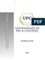 Conteúdo Programático Practitioner em PNL Completo