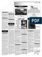 Claremont COURIER Classifieds 3-2-18