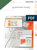 M SoftwareforBuildingMaterialsTesting