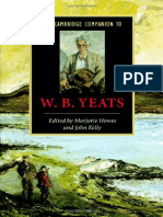 The Cambridge Companion to W. B. Yeats.pdf