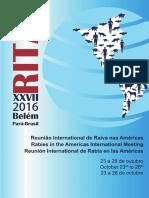 Livro de Resumos Prelimiar XXVII RITA