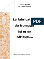 Fabrication Fromage