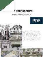pre architecture presentation 2