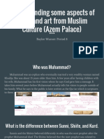 understanding some aspects of islam and art from muslim culture  azem palace  2