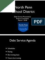 Debt Service Presentation 20180301
