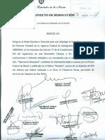Tras la apresurada defensa PRO, el FPV exigió interpelar a Arribas en Diputados