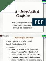 Introducao a Geofisica OBSIS