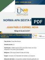 UNAD_Normas APA Sexta Edicion.