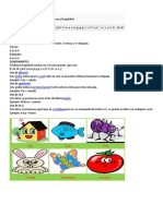Alfabeto en Kac