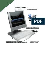 eBook by Nishant Srivastava for Computer Trcks and Hacks