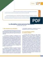 La disciplina como proceso formativo.pdf