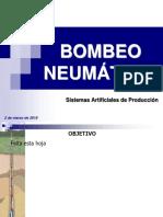 BOMBEO NEUMATICO