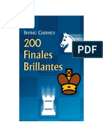 Chernev 200 Finales Brillantes