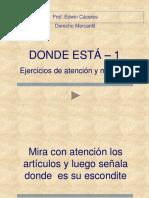 Derecho Mnercantil