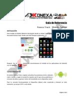 Konexa Track Android v1.0