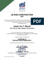 1.a. Dti Certificate