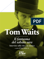 Il Fantasma Del Sabato Sera. in - Tom Waits