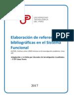 Manual de Referencias Bibliograficas en El Sistema Funcional Corregido Lima Norte- ACTUALIZADO ENERO 2017 (1)
