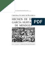 Hechos de Don García Hurtado de Mendoza