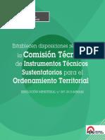Comision Tecnica OT