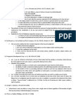 Civpro Doctrines 3one to 3five