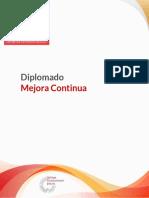 Diplomado Mejora Continua IBERO