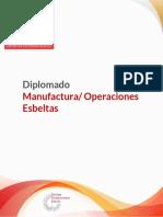 Diplomado en Manufactura Operaciones Esbeltas IBERO