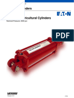 Eaton Vickers Agricultural Cylinders