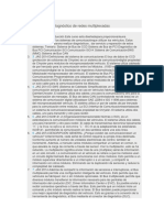 Funcionamiento y Diagnóstico de Redes Multiplexadas