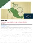 Vientos de Progreso, La Energía Eólica en México