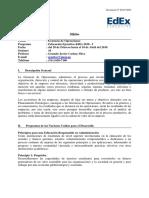 Silabo 180122 - EdEx 2018-1 Gerencia de Operaciones