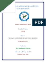 TRABAJO FINAL FUNDAMENTOS DE LOS TEST.docx