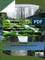 Compendio de Legislacion Areas Protegidas de Honduras