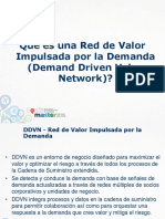 Demand Driven Value Network Logis Master 2015 Sep 15 2015 V3