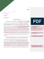 deshay edwards explatory essay 1001 fd grade