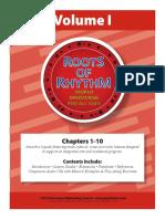 Teachers Guide-Roots of Rhythms Volume I