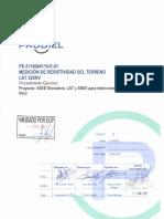 ITP-5116004110-E-01.00 Medicion de Resistividad de Terreno