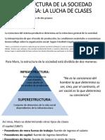 La Estructura de La Sociedad Burguesa