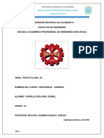 Informe Nro 03 Tarrillo