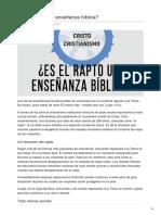 Es el rapto una enseñanzanbspbíblica.pdf