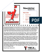 Red9Runners Sept 2010 Newsletter